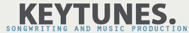 KEYTUNES. - Songwriting & music production